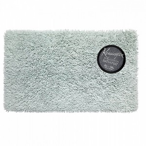 CARNATION HOME FASHIONS Kensington Spa Blue BM-M3L/49 коврик 53х86