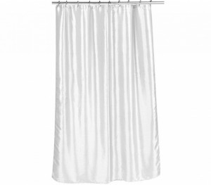 CARNATION HOME FASHIONS Shimmer White FSC15-FS/21 шторка для ванной