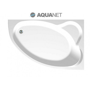 Aquanet Mayorca 00205438 ванна без гидромассажа, 150 см х 100 см, правая